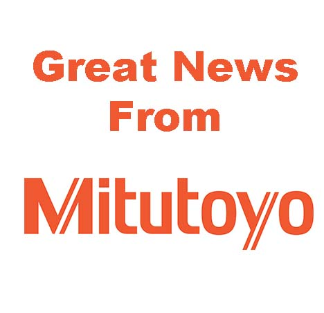 Purchase Spares Direct From Mitutoyo Carriage Paid